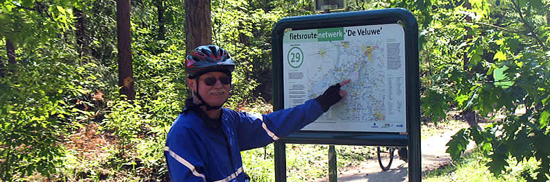 Bicycle tour information